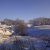 Зимняя сказка, Пристень