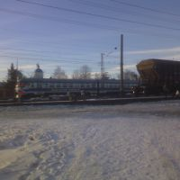 Вокзал, Пристень