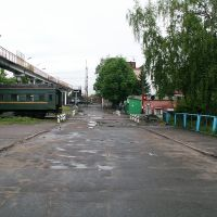 На станцию Ржава, Пристень
