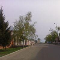 Площадь г.Рыльск. 27.04.08., Рыльск