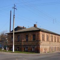 Рыльск, старинный дом Rylsk, old house., Рыльск