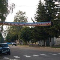 Рыльск - душа соловьиного края!, Рыльск