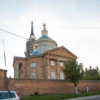 Успенскйи кафедральный собор, Рыльск