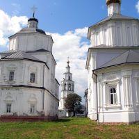 Svyato-Nicolsky Monastery in Rylsk, Kursk district, Рыльск
