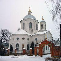 Свято-Троицкий храм 1812 г., Суджа