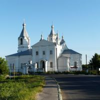 Church on the way to Sumy (Церковь)2009 y, Суджа
