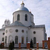 Trinity church (Троицкий собор), Суджа