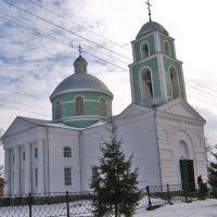 Intercessial cathedral in Sudzha (Покровская церковь), Суджа