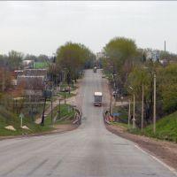 Трасса М-2 Е-105, Фатеж