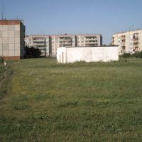 Пятиэтажные дома / Five-storey houses, Грязи