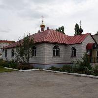 Грязи. Церковь Воздвижения Креста Господня, Грязи