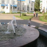 Малый фонтан 2008, Данхов
