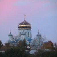 Собор на закате, Данхов