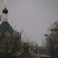 Собор и Богословка, Данхов