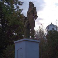 Памятник А.С.Пушкину, Елец