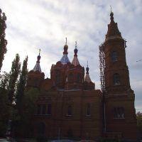 Церковь Елецкой иконы Божией Матери, Елец