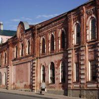 Здание табачной фабрики, Елец