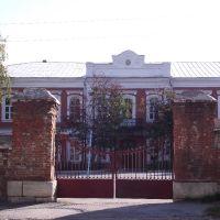 Мужская гимназия, в которой учился Ваня Бунин, Елец