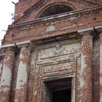 Портик Архангельской церкви, Елец