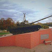 Елецкий танк, Елец