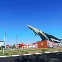 МиГ-23 в Задонске., Задонск