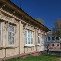 Деревянный домик, Задонск