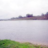Задонск Вид на мост через Дон, Задонск