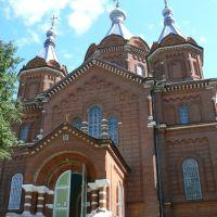 Собор Троицы Живоначальной, Задонск