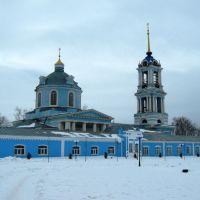 Задонск. Церковь Успения Пресвятой Богородицы, Задонск