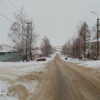 Улица Урицкого, Задонск