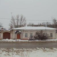 В этом доме родился писатель Николай Алексеевич Задонский, Задонск