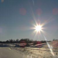 Зима в Измалково! Природа!, Измалково