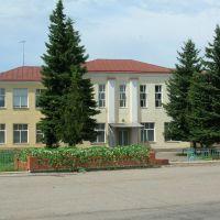 Школа №1, Измалково