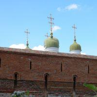Свято-Троицкий монастырь, Лебедянь