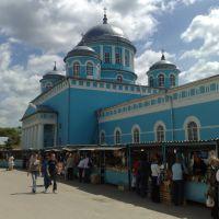 Лебедянь Храм и Рынок, Лебедянь