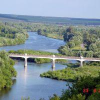 Старый мост., Лебедянь