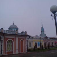 ул. Мира, Лебедянь