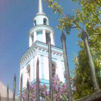 [Вид на колокольню Ново-Казанского Собора], Лебедянь