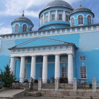 Собор Казанской Иконы Божией Матери, Лебедянь., Лебедянь