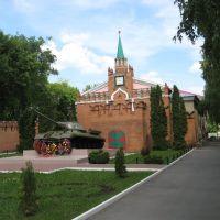 Красная площадь, Лев Толстой