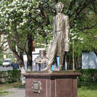 Липецк — памятник А.С. Пушкину, Липецк