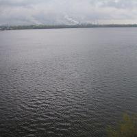 Бид з моста на реку Воронежку, Липецк