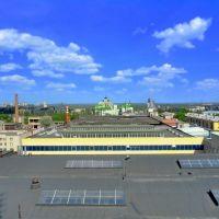 Вид на город из офиса Липецкой Радиогруппы, Липецк
