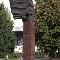 Памятник комсомольцу Скороходову, Липецк