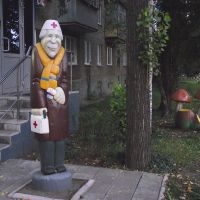 Mushroom Doctor, Липецк