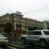 """Липецк. Гостиница """"Советская"""", Липецк"""