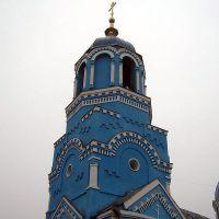 Колокольня церкви Успения Пресвятой Богородицы., Усмань
