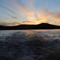 Колымские просторы  Kolyma River, expance, Балыгычан
