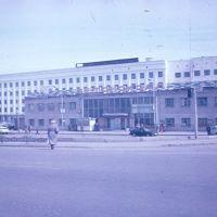 1989 год, Магадан