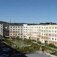 http://ber.magadan.ru. Дом № 1 по улице Набережной реки Магаданки, Магадан